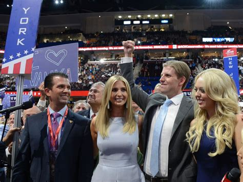 the trump family meet the trumps a look at america s future first family