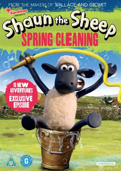 Dvd Shaun The Sheep Season 3 Complete Series shaun the sheep cleaning dvd zavvi