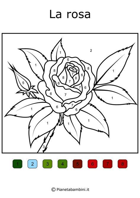 fiore da disegnare disegnare fiore