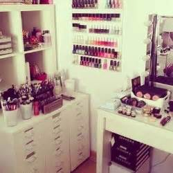 Makeup Desk Quote Make Up Via Auf We It Http Weheartit