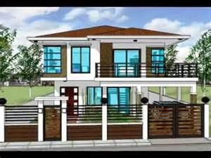 5 Bedroom House Plans casa moderna tip american proiect case moderne americane
