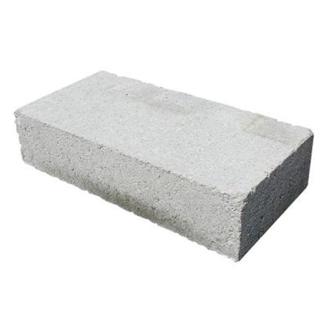 decorative cinder blocks home depot 16 in x 8 in x 4 in concrete block 30168621 the home