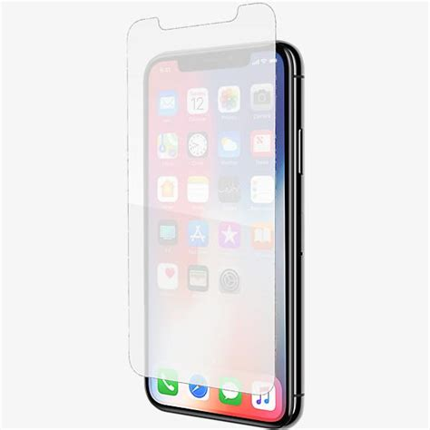 zagg invisibleshield glass for iphone xs x verizon wireless
