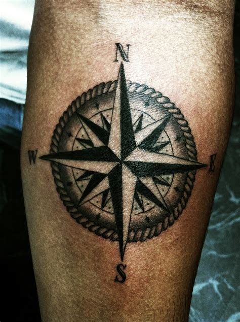 compass tattoo home compass tattoos design ideas for men and women magment