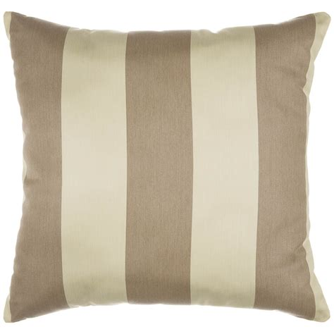 Outdoor Sunbrella Throw Pillows by Regency Sand Sunbrella Outdoor Pillow On Sale Pi Bsqrs