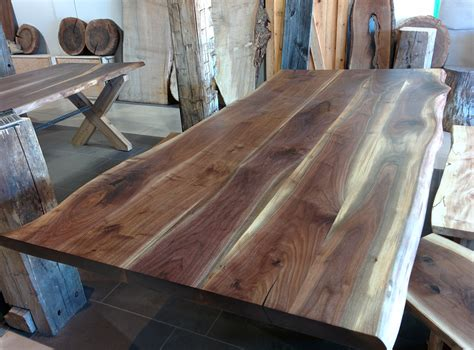 Dining Room Table With Bench by Live Edge Dining Room Tables Toronto