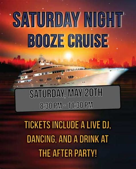 minneapolis boat show 2017 discount tickets saturday night booze cruise on may 20th