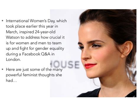 emma watson un speech rhetorical analysis womens day speech just b cause