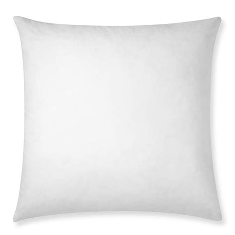 24 X 24 Pillow Inserts by Williams Sonoma Decorative Pillow Insert 24 Quot X 24