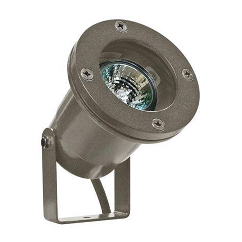 Outdoor Directional Lighting Filament Design Skive 1 Light Bronze Outdoor Directional Spot Light Cli Dbm2918 The Home Depot