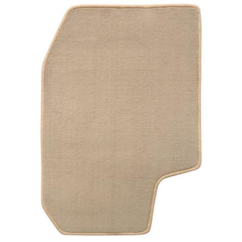 tappeti in tappeti in moquette beige su misura per ogni vettura