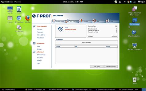 best ubuntu antivirus 7 free linux antivirus mail gateway file server and