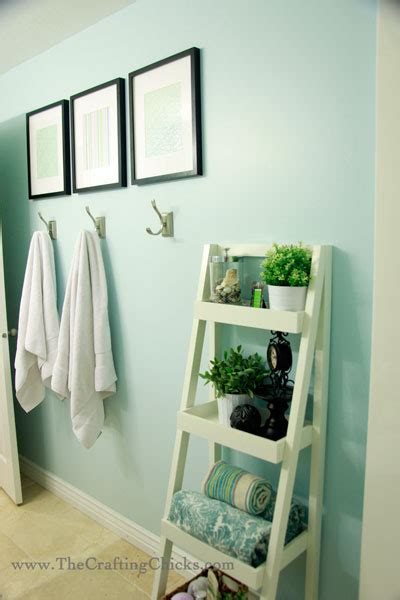 10 ways to take a bathroom from drab to fab the crafting chicks