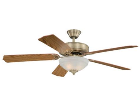 turn of the century apollo 52in antique brass ceiling fan
