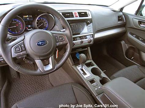 subaru outback interior 2017 2016 outback interior photographs and images