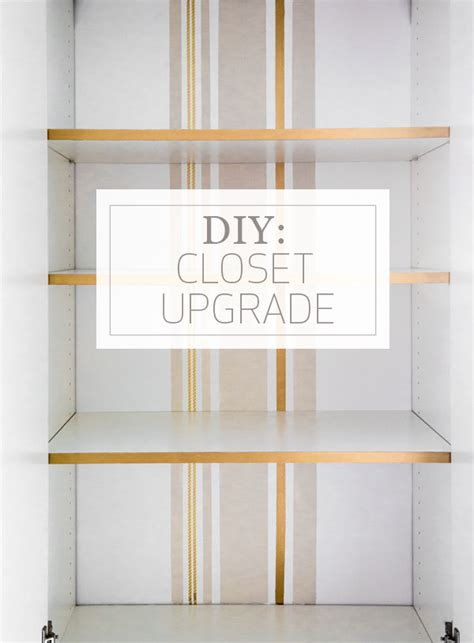 Closet Upgrade by Hey Ya Ll I Tried A Diy And I Liked It Apartment34