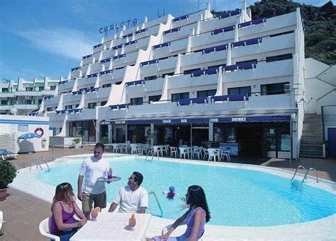 apartamentos carlota puerto rico gran canaria