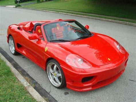 Auto Kaufen England by Nueve Replicas Modelos Ferrari 3 Periodismo Del Motor