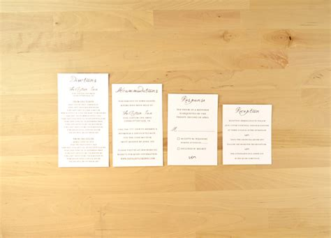 diy wedding invites in 5 easy steps weddingbee