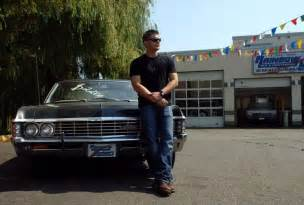 1967 chevy impala 4 door black for sale car