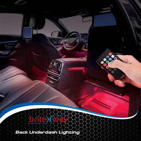 Best Back Offers On Cars by Car Interior Lights 7 Colors And Patterns For