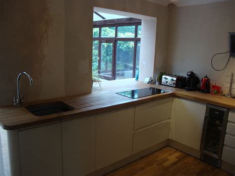 Kitchen With Breakfast Bar Designs a amp j property services 100 feedback kitchen fitter