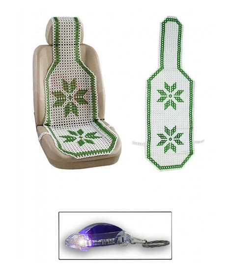 car marble bead seat speedwav car marble bead seat acupressure design green
