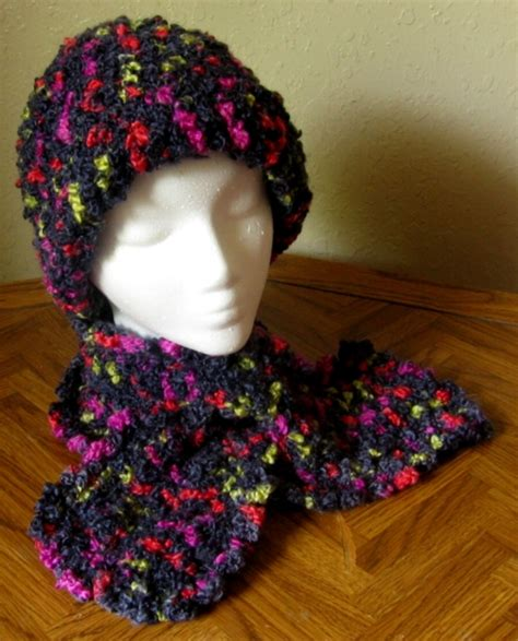 rssdesignsinfiber handmade hats and scarves for cold