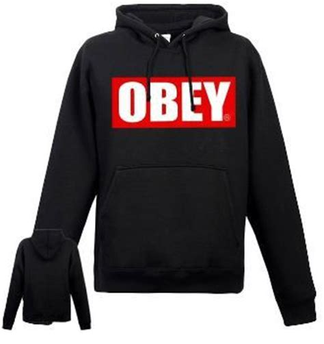 Hoodie Obey Worldwide Station Apparel the world s catalog of ideas