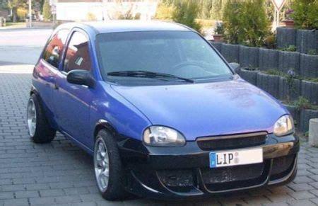 Opel Corsa B Tuning Auto Kaufen by Opel Corsa B Tuning Sto 223 Stange G 252 Nstig Auto Polieren Lassen