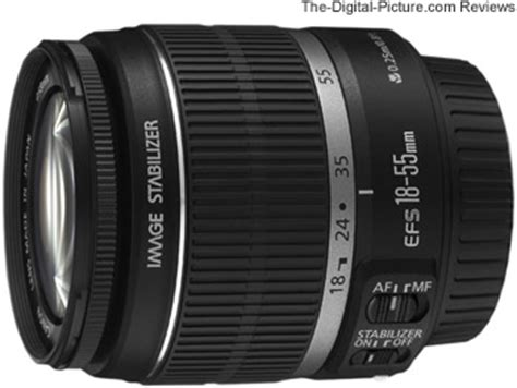 canon ef s 18 55mm f/3.5 5.6 is lens review