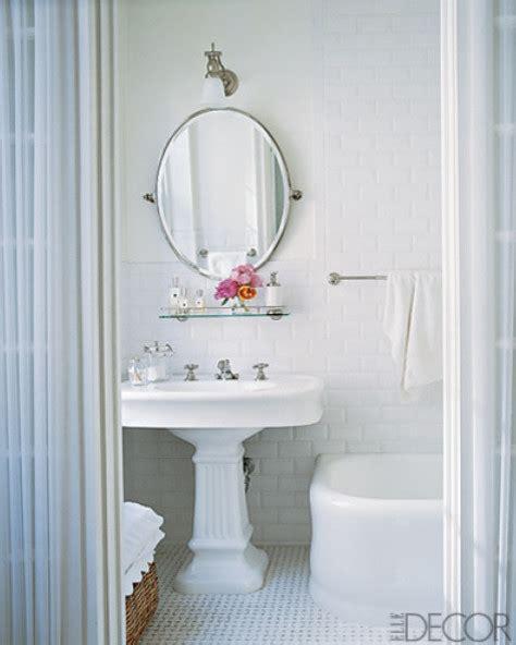 Pedestal Sink Mirror bathrooms white pedestal sink oval pivot mirror vintage glass shelf white carr