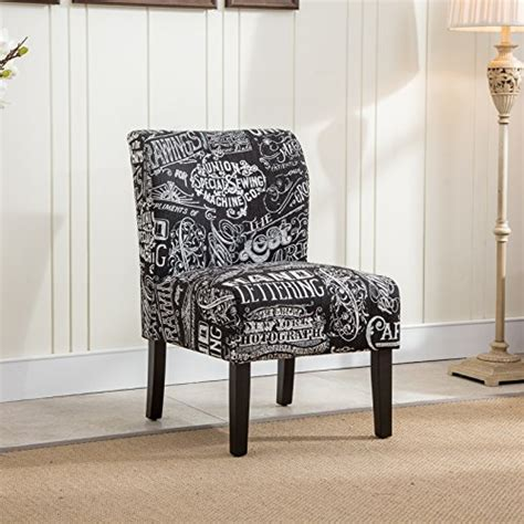 black accent chairs amazoncom