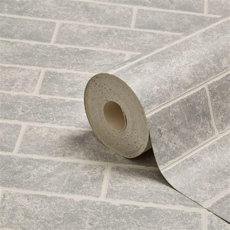 wallpaper grey b q graham brown contour grey small brick kitchen bathroom