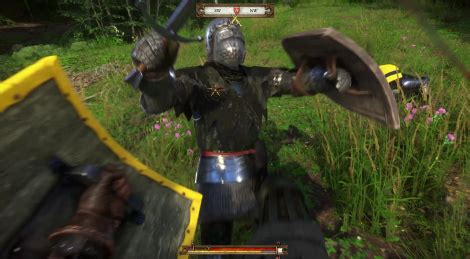 kingdom come pb the the combat system of kingdom come gamersyde