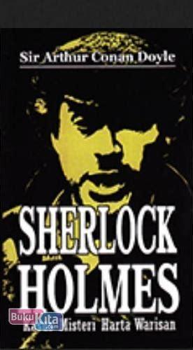 bukukita sherlock kasus misteri harta warisan
