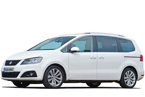 mpv car 7 seater seat alhambra mpv interior dashboard satnav carbuyer