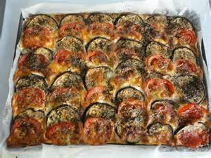 tian d aubergines et tomates 224 la mozarella les