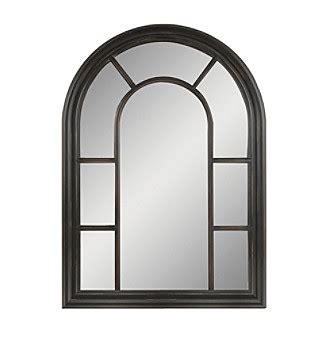 upc 729016432703 sheffield home black window pane mirror