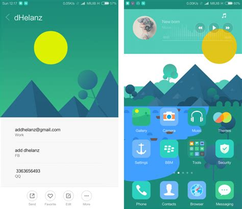 miui themes backup elek gan miui 8 theme ui style xiaomi tips