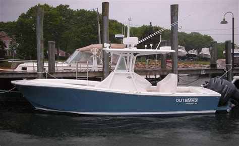 boat hull stripes oyster harbors marine delivers custom touch new england