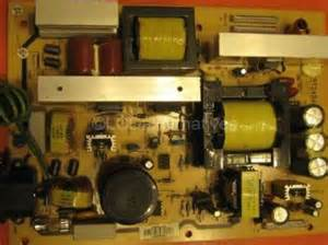 magnavox tv capacitors magnavox 47mf437b37 lcd tv repair kit capacitors and diodes not the entire board