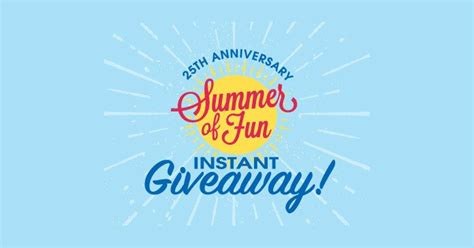 really good stuff summer giveaway win great prizes instantly - Really Good Stuff Summer Giveaway