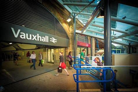 vauxhall station upgrade railway technology