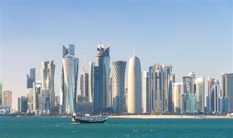 cornice digitale economica qatar s cultured and high rise capital doha is now the