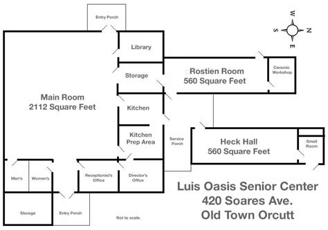 oasis floor plan rent the facility oasis