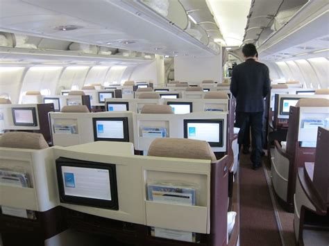 business class seats in jet airways jet airways a330 business class one mile at a time