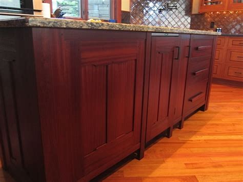 GREENE & GREENE KITCHEN ISLANDS   Selkirk Craftsman