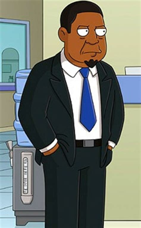 forest whitaker detective turlington the american dad wiki fandom powered by wikia