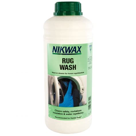 equine rug wash nikwax rug wash 1ltr rug care at burnhills